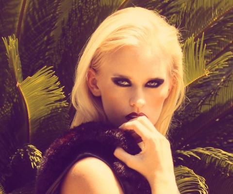Editorial: Golden, Gorgeous Gabriella