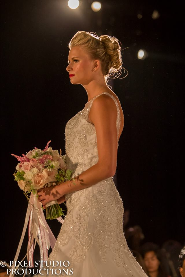 Makeup by Lisa Capuchino For David Tutera's Your Wedding Experience