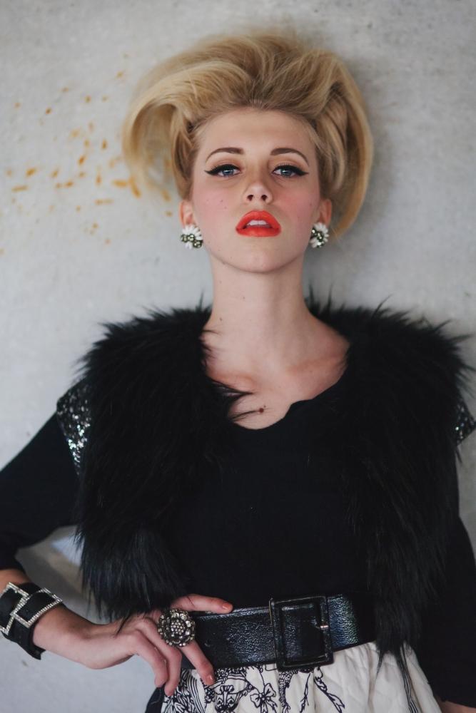 View Portfolio with Model Marissa Hodges