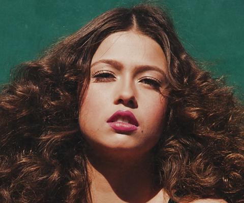 Editorial: Model Marlee Menendez
