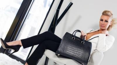 Behind the Scenes Look at St. Nicola Handbags 2014 Campaign
