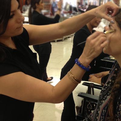 makeup-artist-lisa-capuchino-at-dolce-and-gabbana Home