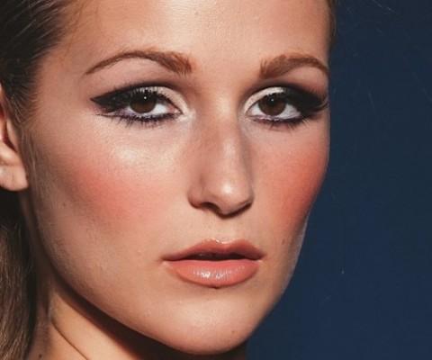 Beauty: Model Taylor Hilton