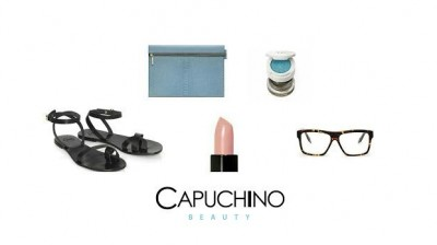 Beauty in Baby Blue – #LookBook