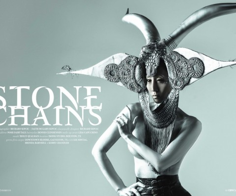 Obscurae Magazine: Stone And Chains
