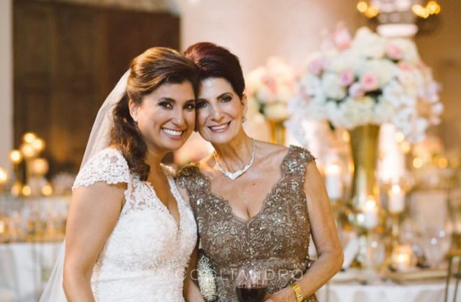 Mother of the bride's makeup by Beauty Expert and Makeup Artist for the Mature Woman, Lisa Capuchino