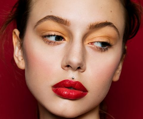Fall For Your Makeup For NU Beauty Magazine