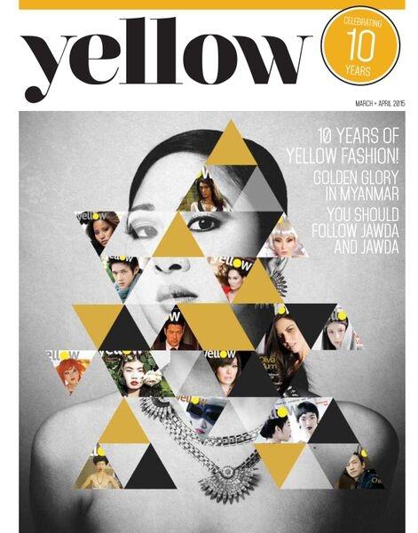 yellow-magazine-10th-anniversary-issue-final-530x1000 Makeup Artist Portfolio